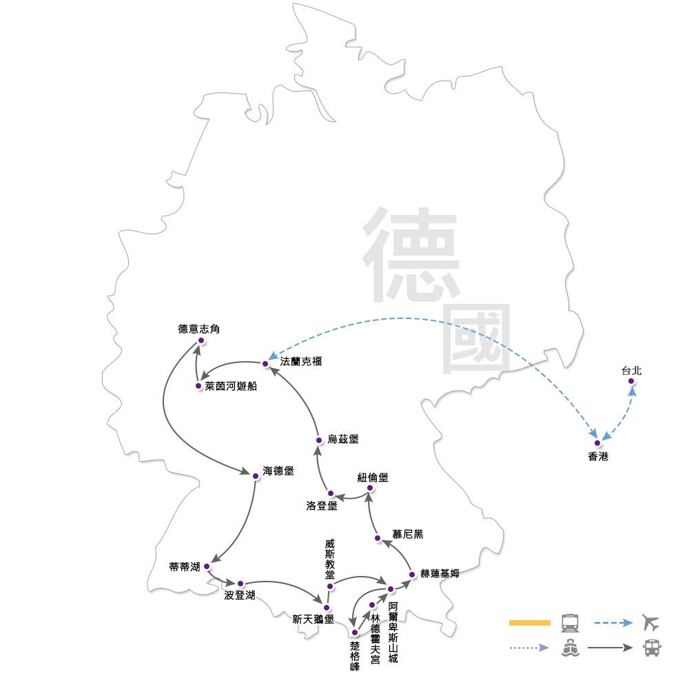 德国地图简笔画图片