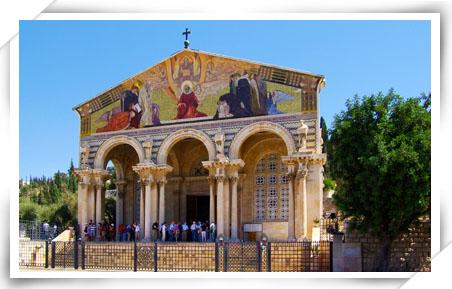 保存著三大宗教具历史价值的建筑和文化.首先前往-以色列 圣地 死